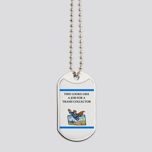trash Dog Tags