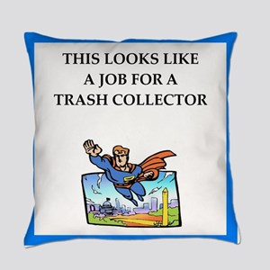 trash Everyday Pillow
