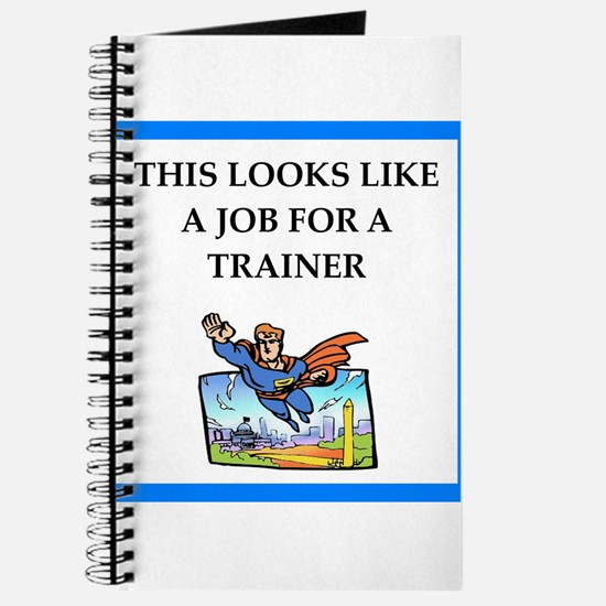 trainer Journal