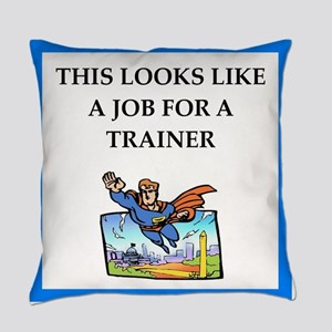 trainer Everyday Pillow