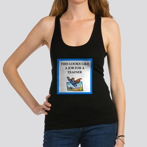 trainer Racerback Tank Top