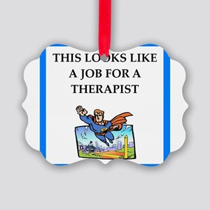 therapy Ornament