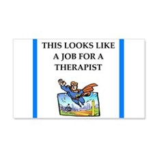 therapy Wall Decal
