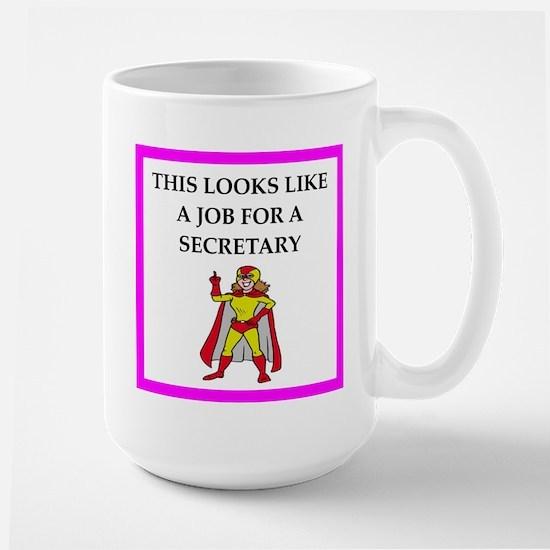 secretary Mugs