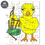Bagpipe Chick Puzzle