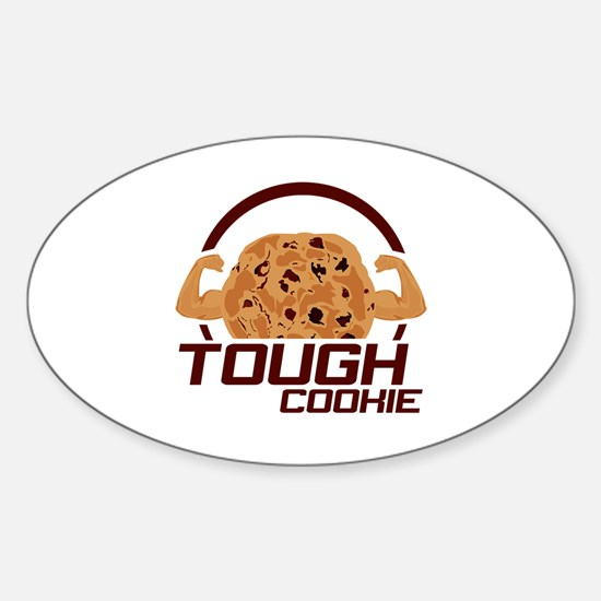 Tough Cookie Decal