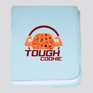 Tough Cookie baby blanket