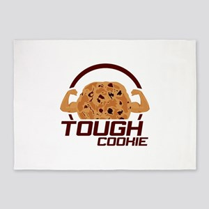 Tough Cookie 5'x7'Area Rug
