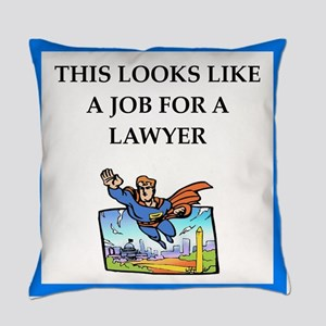 lawyer Everyday Pillow