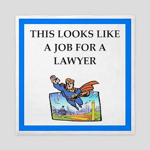 lawyer Queen Duvet