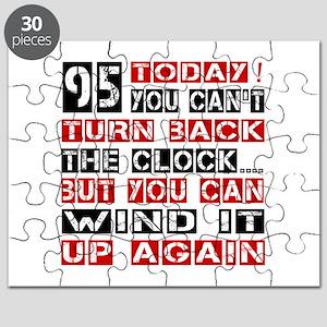 95 Turn Back Birthday Designs Puzzle
