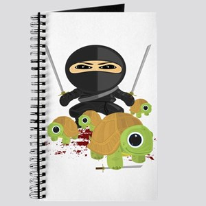 Ninja and Turtles Journal