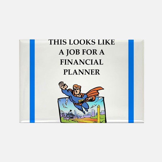 finanancial planner Magnets