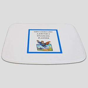 finanancial planner Bathmat
