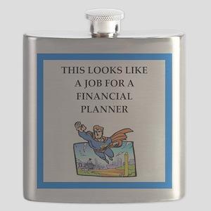 finanancial planner Flask