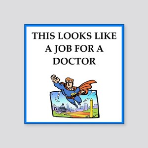 doctor Sticker