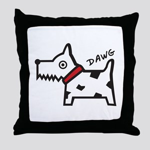 Dawg Pillow