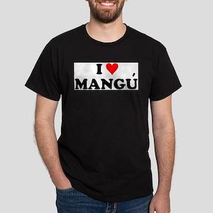 I Love Mangu T-Shirt