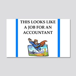 accountant Wall Decal