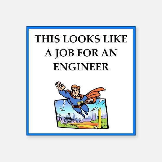 engineeer Sticker