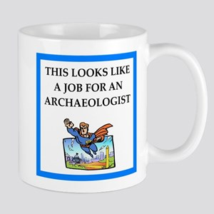 archaeology Mugs