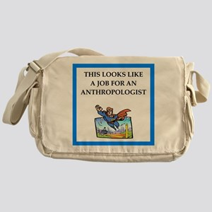 anthrpology Messenger Bag