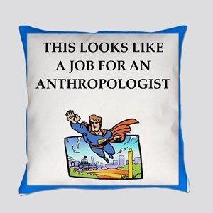 anthrpology Everyday Pillow