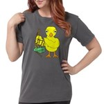 Bagpipe Chick T-Shirt