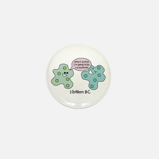 Creationism Mini Button