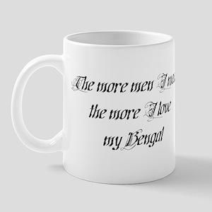 Men or Bengal Mug