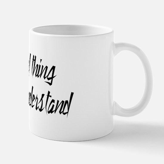 It's A Bengal Thing Mug