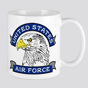 United States Air Force Bald Eag 11 oz Ceramic Mug