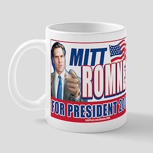 Mitt Romney 2008 Mug