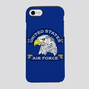 United States Air Force Bald iPhone 8/7 Tough Case