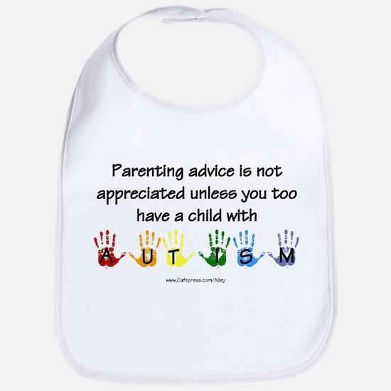 Autism Parenting Bib
