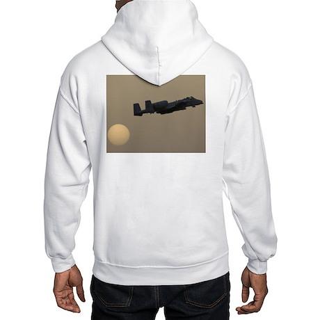 A10 Thunderbolt Hooded Sweatshirt