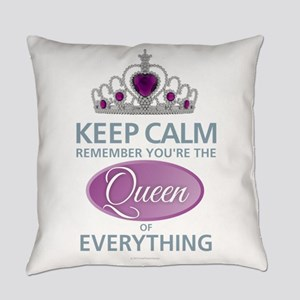 Queen of Everything Everyday Pillow