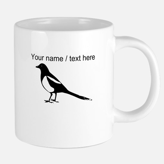 Custom Magpie Mugs