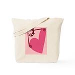 Monkey Love Tote Bag