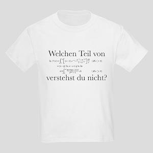 Welchen Teil von...? T-Shirt