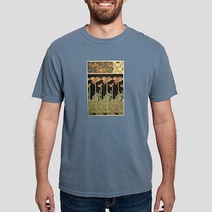 Alphonse Mucha Vintage Popular Art Nouveau T-Shirt