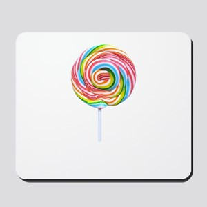 loliipop candy Mousepad