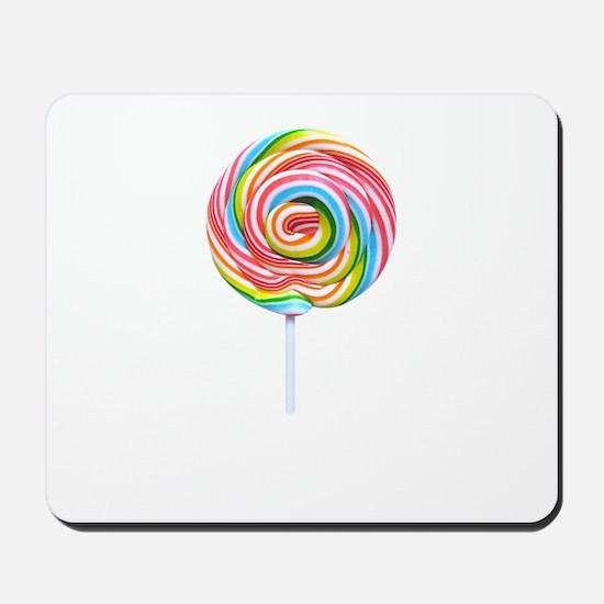 loliipop candy Mousepad