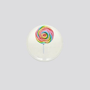 lollipop candy Mini Button