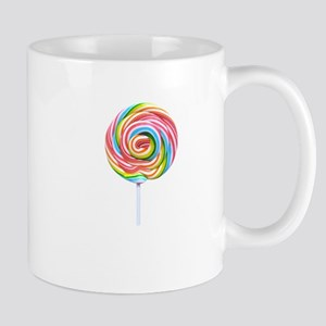 lollipop candy Mugs