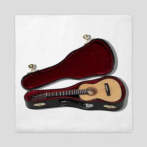 GuitarAndCase081210 Queen Duvet