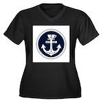 Navy Joe Coffee Company Plus Size T-Shirt