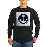Navy Joe Coffee Company Long Sleeve T-Shirt
