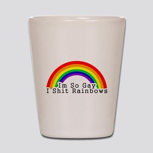 so_gay Shot Glass