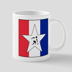 Team Bowling Americana Mug